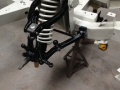 MK3 Spitfire front suspention assembled