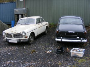 Volvo Amazon Latest projects