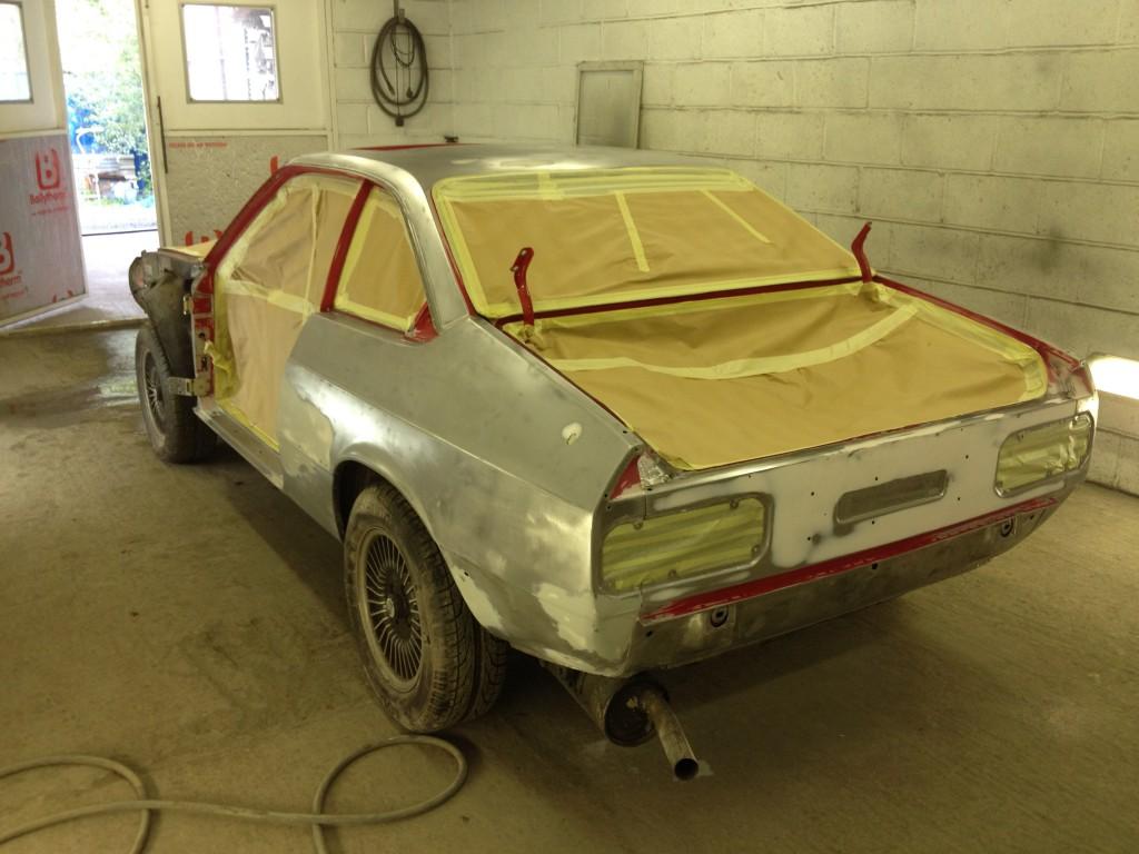 Lancia Beta Volumex