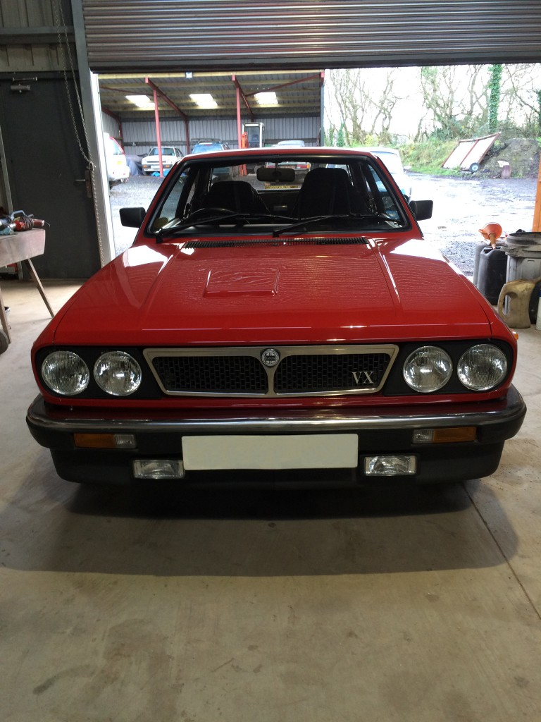 Lancia Beta Volumex